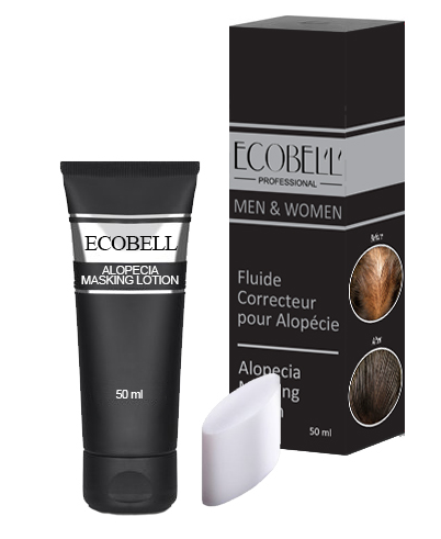 Ecobell Scalp Concealing masking Lotion 50ml BLACK