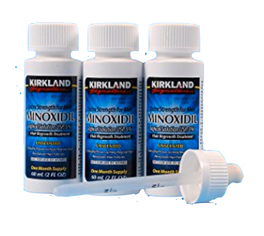 Hair Fantastic :: Minoxidil 2% & 5% :: Minoxidil 5% Topical Extra Strength 3 Months Supply
