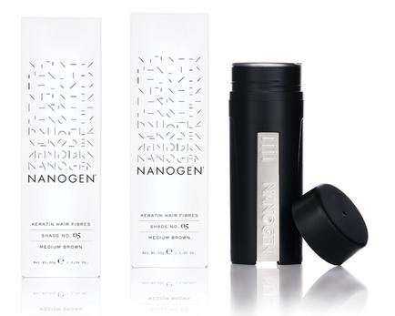 Nanogen Keratin Hair Thickening Fibres 2 x 30g = 60g