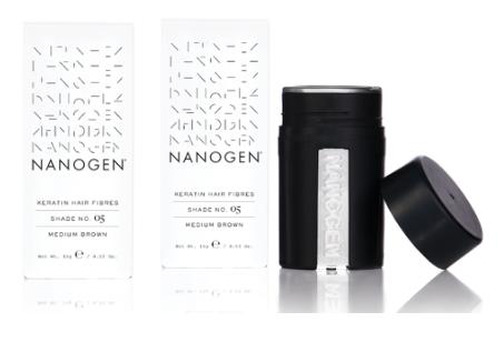 Nanogen Keratin Hair Thickening Fibres 2 x 15g