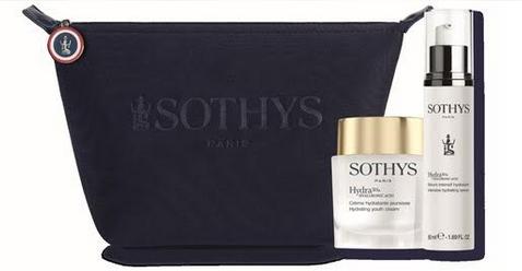 Sothys Hydra 3Ha Hydrating Youth Cream 50ml & Serum 50ml Gift Set