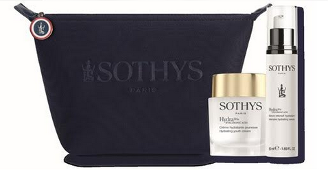 Sothys Hydra 3Ha Hydrating Comfort Cream 50ml & Serum 50ml Gift Set