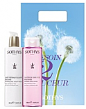 Sothys Vitality Cleanser and Toner 400ml Duo