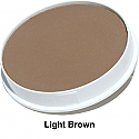 Dermmatch Light Brown 40g Inc EZ Reach applicators
