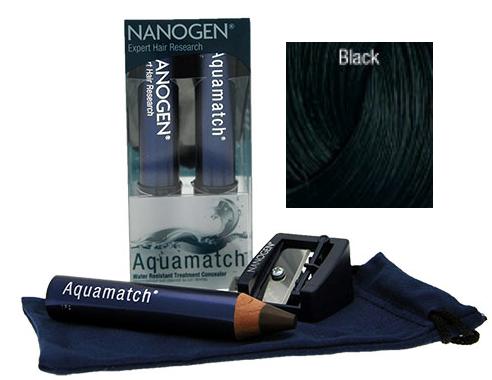 Aquamatch Hair Concealer Black
