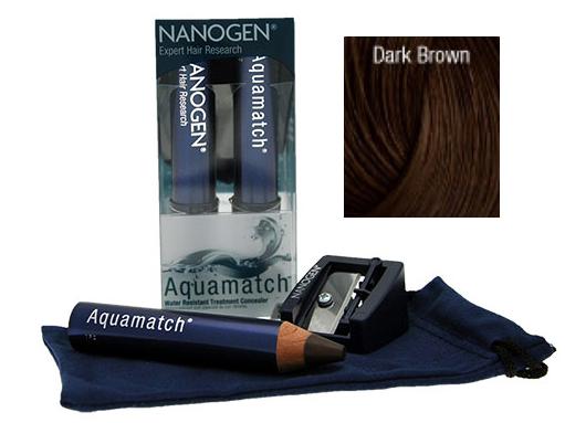 Aquamatch Hair Concealer Dark Brown