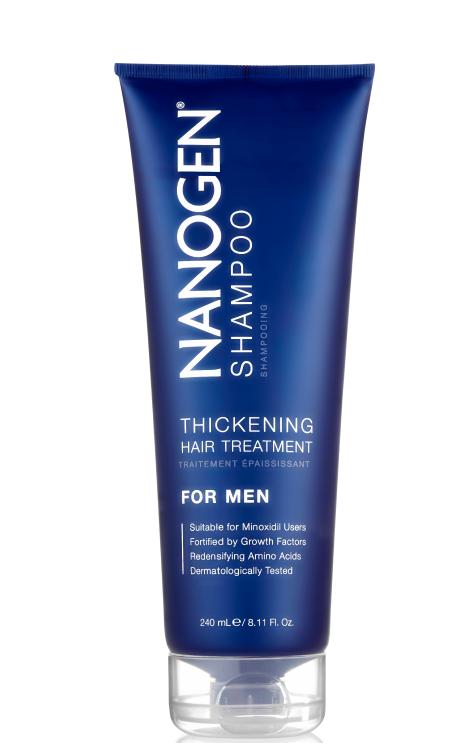 Nanogen Thickening Treatment Shampoo for men 240ml